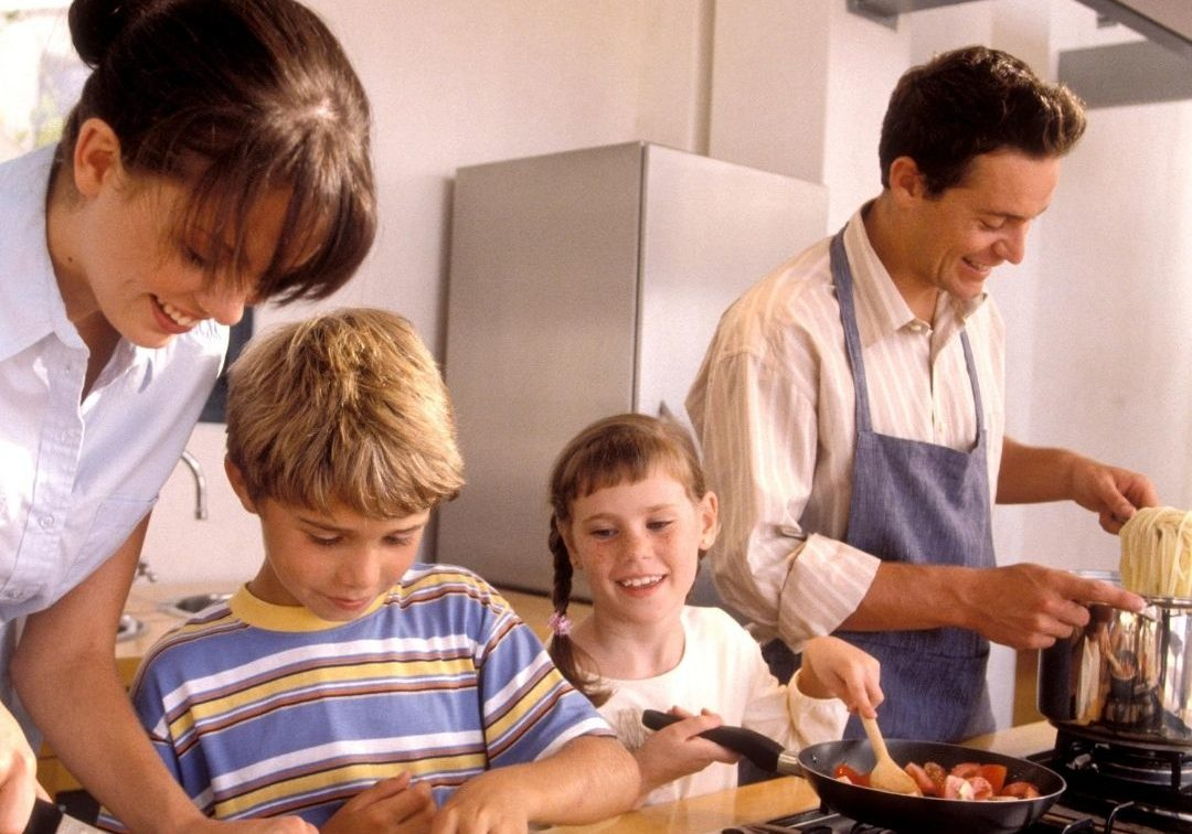 family cooking package